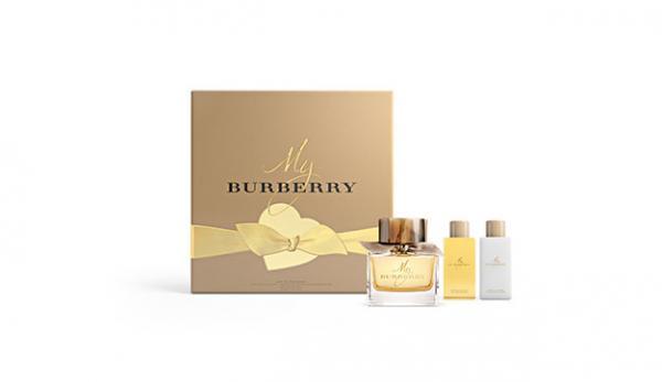 MY BURBERRY淡香氛90ml 母親節限量版香水套裝