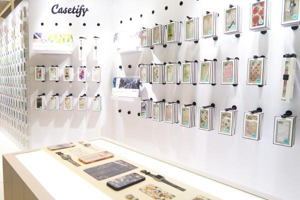 現場製個人化機殼!Casetify x 太古城Pop-up store