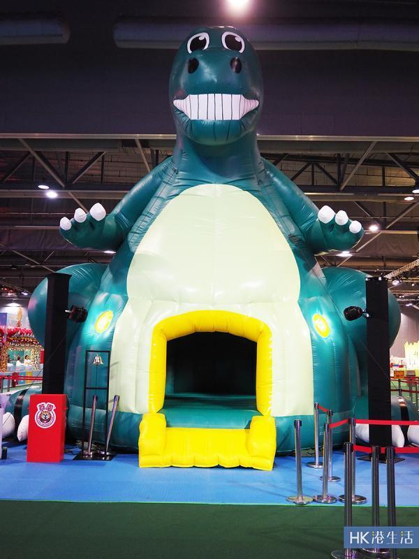 Dino Dum Dum (3個代幣,陪同人士1個代幣)