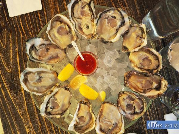 $10隻蠔任食!Oyster Station 指定分店優惠