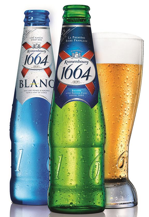 銅鑼灣玻璃屋鬆一鬆! Kronenbourg 1664 啤酒體驗區
