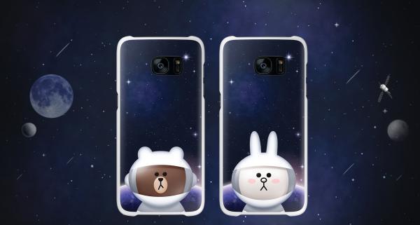 Samsung × LINE Friends