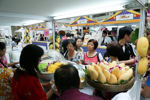 搶$999套票、嘆泰式美食!泰國旅遊展