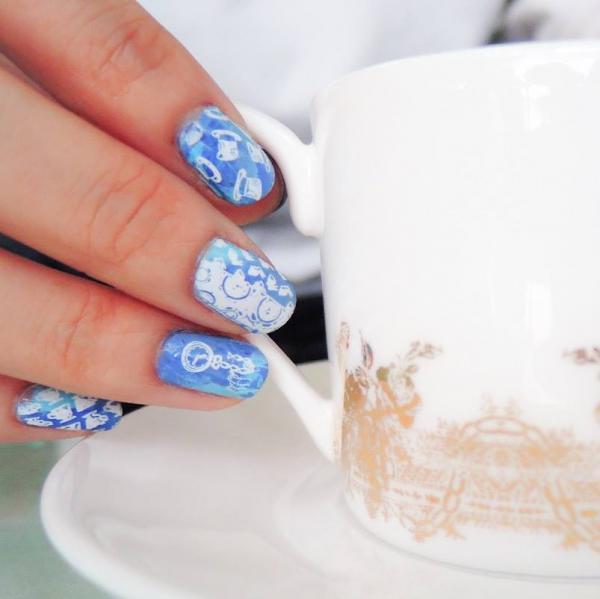 MOYOU 愛麗斯夢遊仙Nail Art Workshop (圖:FB@moyoulondonhk)