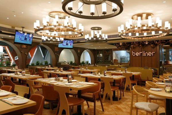 食肉獸出動!德國菜餐廳食品買1送1(圖:FB@Berliner German Bar & Restaurant)