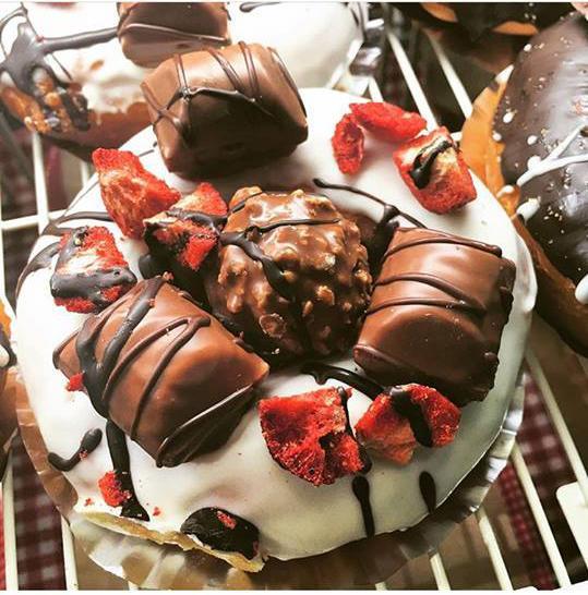 慶祝冬甩日!人氣甜品店大派過千個Doughnut(圖:IG@Butteryfactory)
