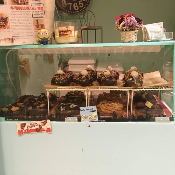 慶祝冬甩日!人氣甜品店大派過千個Doughnut(圖:FB@Buttery factory)