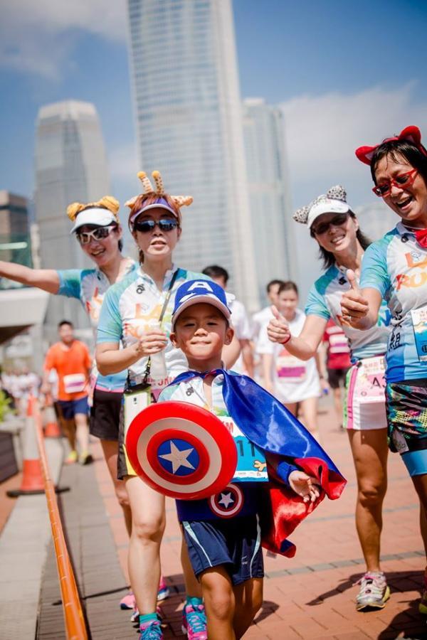 傻豬馬拉松、中環街後跑、盂蘭跑…… 香港跑道節9大主題跑率先睇!