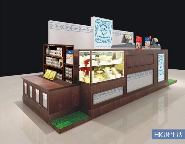 全球獨家新口味!Tokyo Milk Cheese Factory限定店登陸旺角
