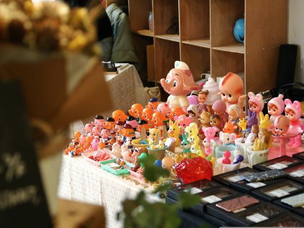 香港、台灣懐舊玩具都有!新蒲崗玩具市集