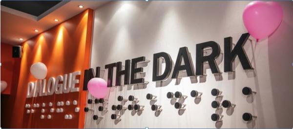 黑暗中對話體驗館 二人同行享半價
