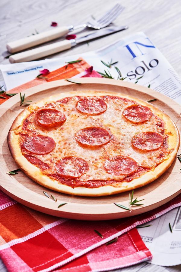 糖水、薄餅自選配搭! 滿記新出Pizza