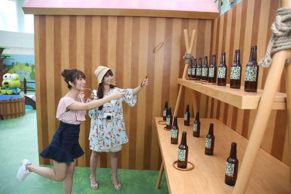 葵芳新都會廣場Keroppi展