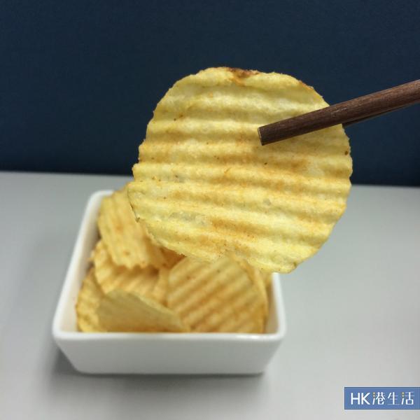 撈麵變薯片!搞鬼新出營多撈麵薯片