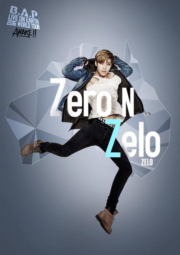 Zelo@B.A.P