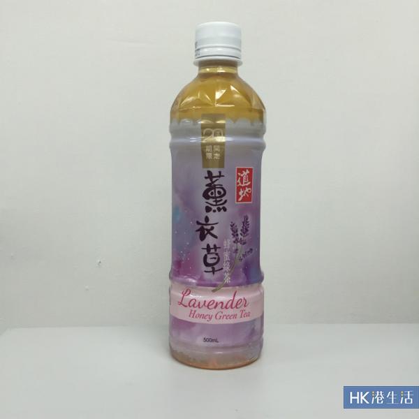 道地新口味!櫻花、薰衣草蜂蜜綠茶