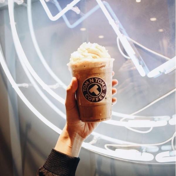 圖:IG@Tom N Toms Coffee Hong Kong
