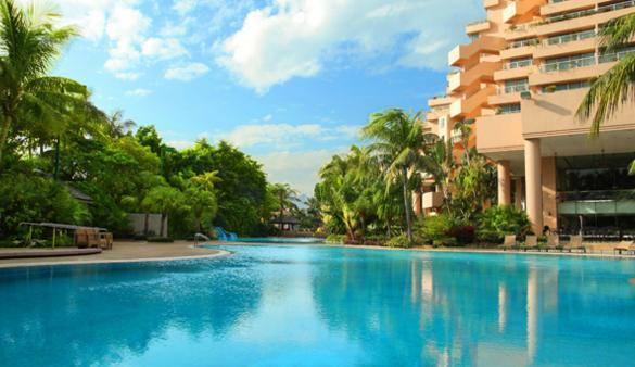 圖:香港黃金海岸酒店官網