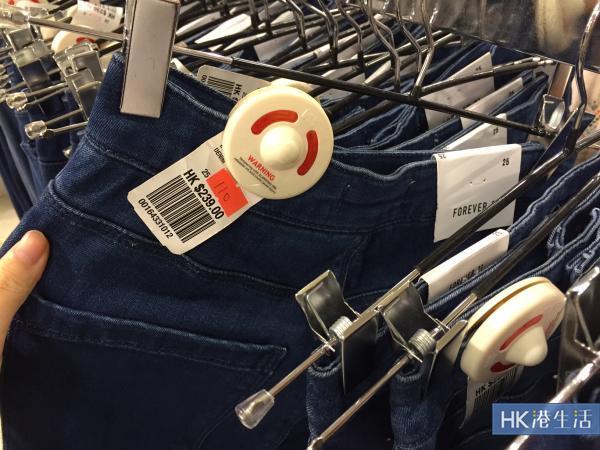 特價商品買一送一!時裝品牌減價