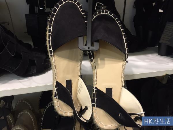特價商品買一送一!時裝品牌減價 鞋