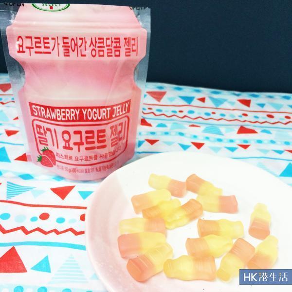 韓式小食店驚見!韓國人氣益力多軟糖