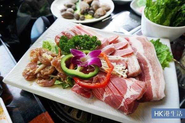 $99韓烤食到飽!任食生蠔海鮮
