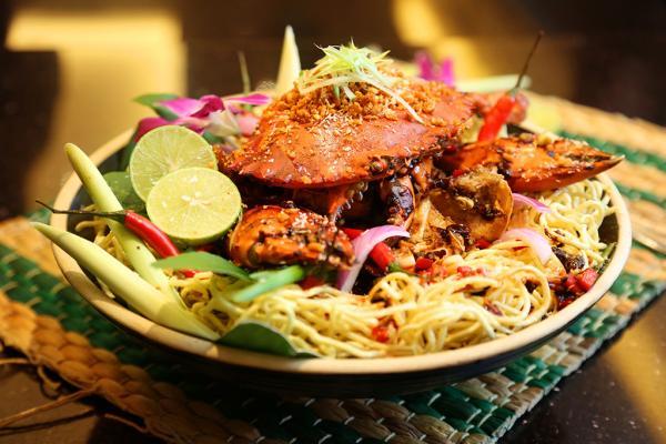 限時買一送一!沙田酒店東南亞海鮮自助晚餐