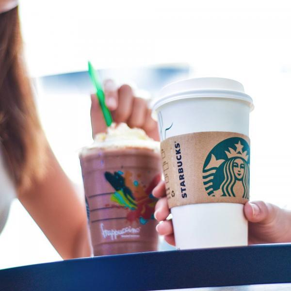 圖:FB@Starbucks Hong Kong