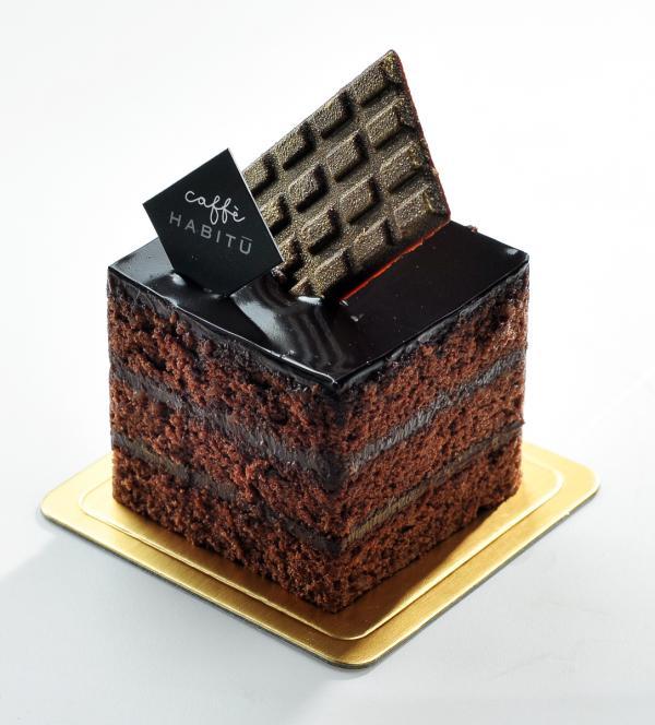 65% 純朱古力蛋糕