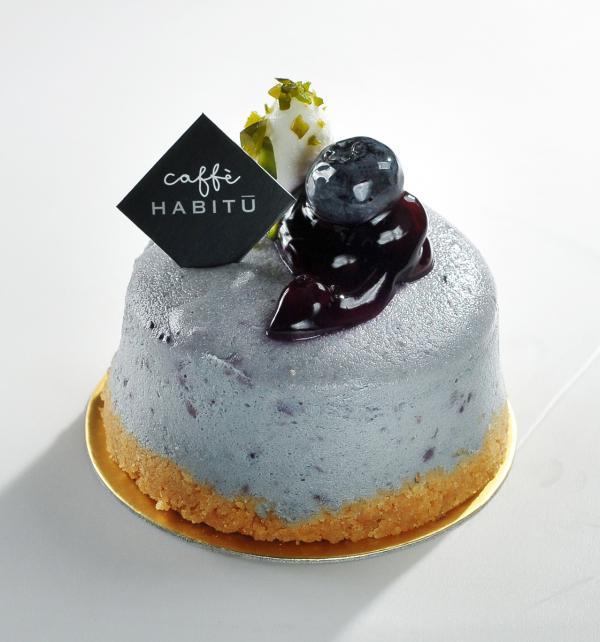 藍莓芝士蛋糕