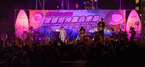 圖:FB@SMF Silvermine Bay music Festival