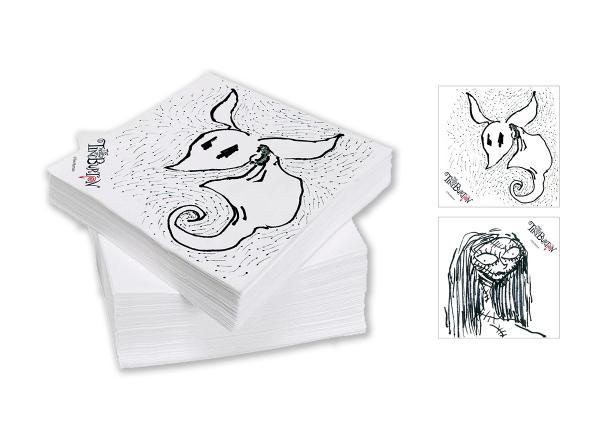 餐紙巾 ($49)