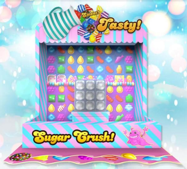 Candy Crush聖誕糖果嘉年華