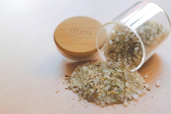 自製有機香草鹽
