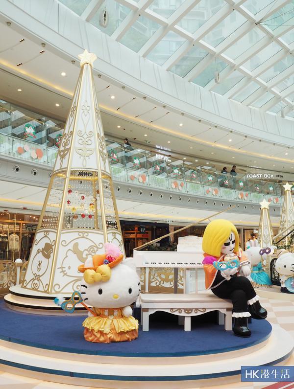 將軍澳LINE FRIENDS x Hello Kitty聖誕舞會
