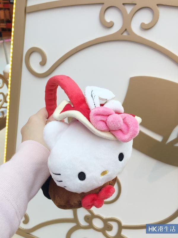 Hello Kitty X LINE FRIENDS 耳罩