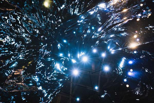 全港首個北極光燈光匯演