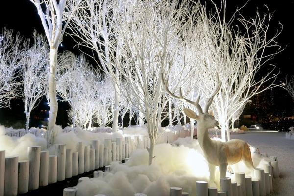 有得食有得玩 D2 Place連續三大聖誕新年市集(圖: fb@D2 Place)