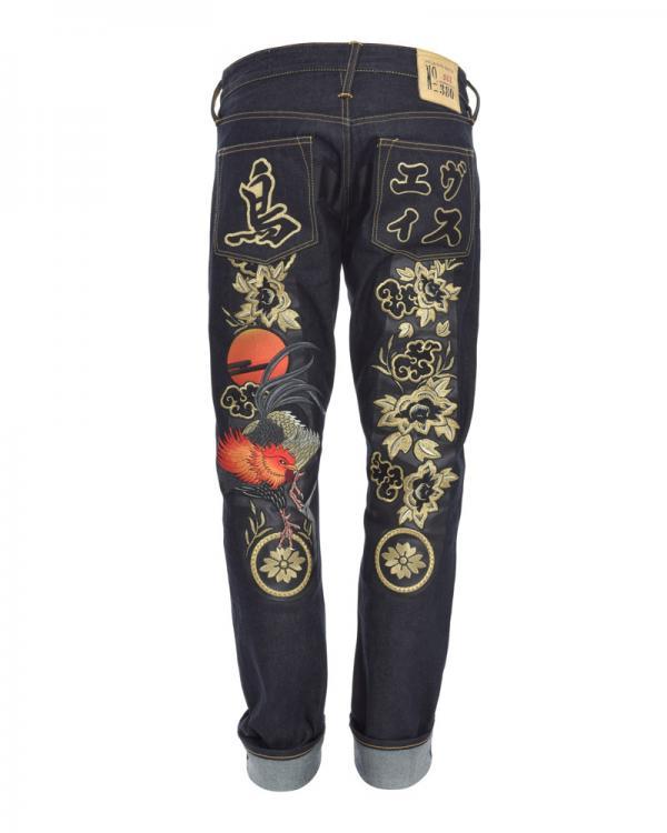 節日限定!EVISU推出雞年別注版牛仔褲