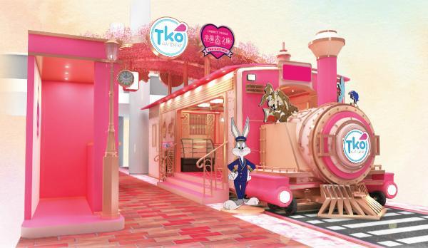 經典卡通Looney Tunes乘粉紅火車登陸將軍澳!