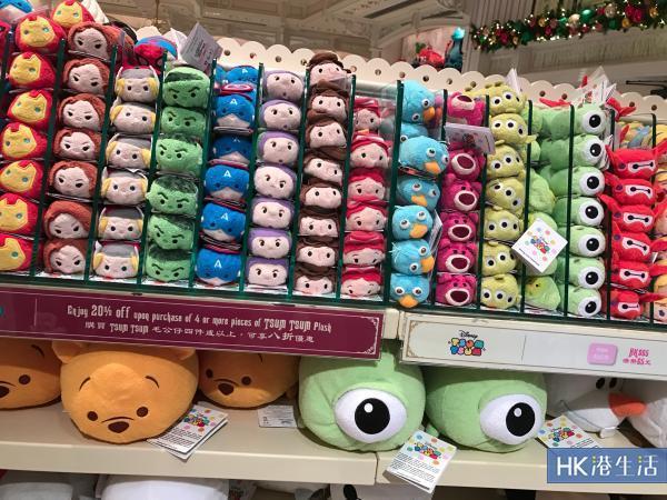 內容總值超過$900!香港迪士尼開賣超值奇妙禮品包