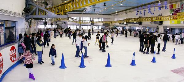 溜冰$20/位!西九龍中心溜冰場限定優恵