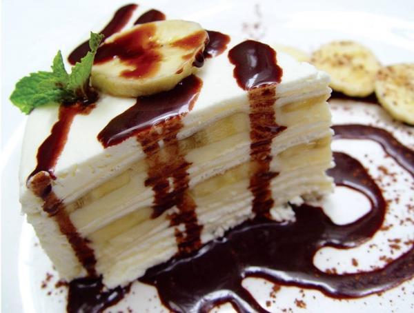 必食皇牌千層蛋糕!人氣泰國過江龍Cafe甜品買一送一