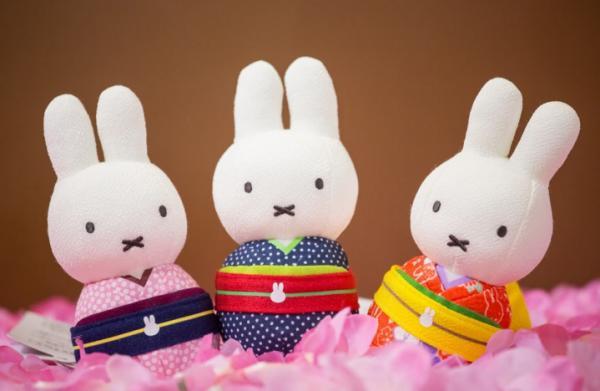 Miffy 和風日式豆袋吉祥物 $209-219