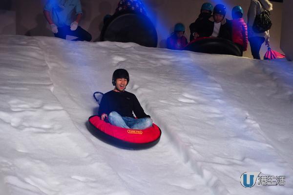 感受100%的真雪樂園!澳門威尼斯人狂歡雪地嘉年華