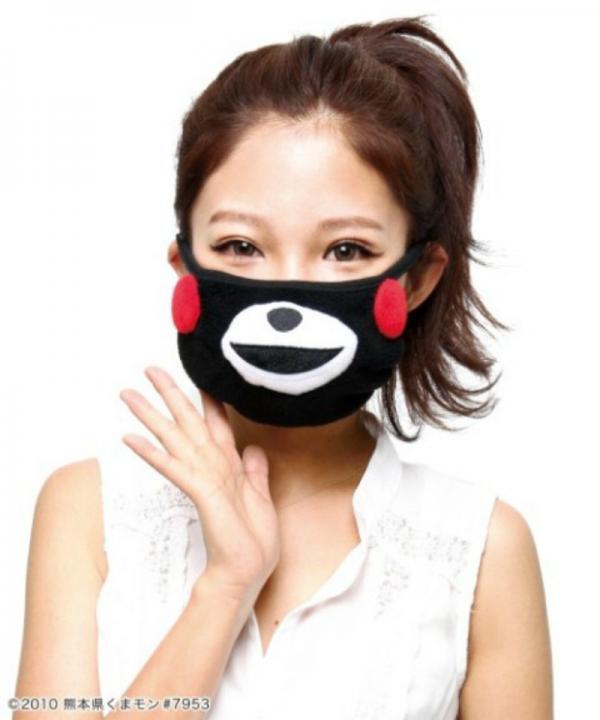 戴住口罩都可愛過人!日牌gonoturn期間限定店