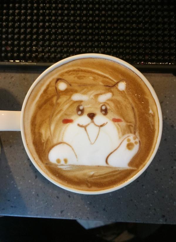 赤柱嘉年華+限定狗狗拉花Café