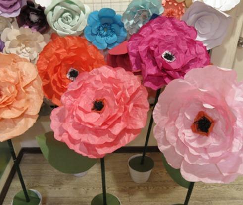 累積買滿$200加$10即送櫻花傘!全部都係花 《花說》市集
