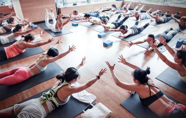 山頂草地學Yoga !5場排毒瑜伽免費玩