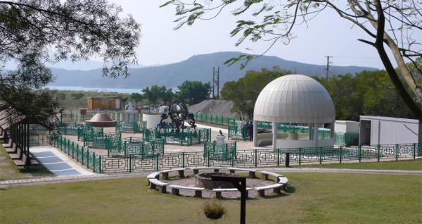 天文公園 (來源:康文署)